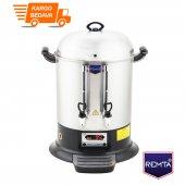Remta Dr 12 Dijital Ekranlı 80 Bardak Çay Makinası Elektrikli