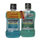 Listerine Cool Mint Naneli 250 Ml+listerine Teeth&gum 250 Ml