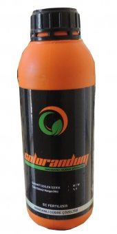 Colorandum Suda Çözünen Mangan Sıvı Gübre 20 Litre