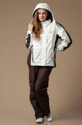 Toptex Kadın Kayak Giysi Takımı Mont Pantolon