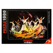 Anatolian 1000 Parça Puzzle Şeb İ Aruz