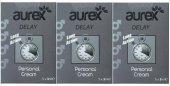 Aurex Geciktirici Krem 3 Kutu 3ml X 15li