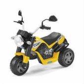 Peg Perego Scrambler Ducati Akülü Motor (6 Volt)