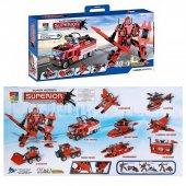Superior 10 İn 1 544 Parça Lego Seti