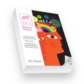 Rovi Fine Art Kumaş Yüzeyli Etiket 275gsm 50yp A4