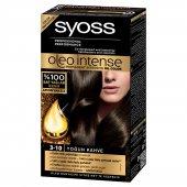 Syoss Amonyaksız Saç Boyası 3.10 Yoğun Kahve