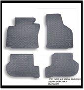 Volkswagen Seat Leon Kauçuk Paspas