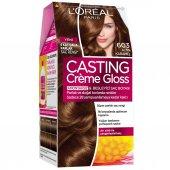 Loreal Casting Amonyaksız Saç Boyası 603 Altın Karamel