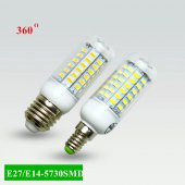 69 Led Küçük Boy E14 Led Ampul Lamba