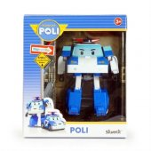Robocar Poli Transformers Robot Figür Poli Oyuncak Araba