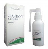 Alopexy T 5 Deri Spreyi 60 Ml