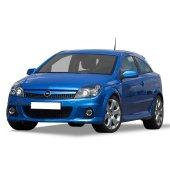 Opel Astra H Opc Body Kit Fiber (Gtc, 4 Kapı Ve Sedan Modeller
