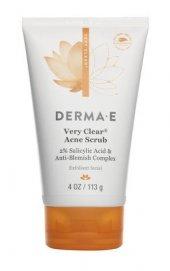 Derma E Very Clear Akne Peeling 113 G