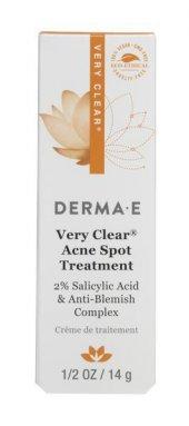 Derma E Very Clear Acne Spot Treatment 14 Gr Sivilce Kurutucu