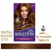 Koleston Saç Boyası 7 77 Işıltı Kahve