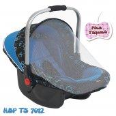 Happy Baby Plus Desenli Bebek Taşıma Ana Kucağı Puset