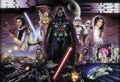 8 482 Komar Star Wars Darth Vader Çocuk Odası Duvar Kağıdı