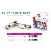 Photon Lensli P21w Tek Duy Led Exclusive Serie Ph7219