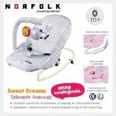 Norfolk Sweet Dreams Oyuncaklı Ev Tipi Ana Kucağı Ana Dizi T&uumlm Renkler