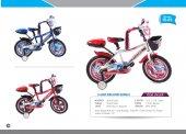 16 Jant Atak Erkek Çocuk Bisikleti (Sport Kapaklı 16 85)