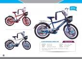 20 Jant Atak Erkek Çocuk Bisikleti (Bagajlı Double Jant 20 70)