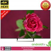 Sony Kd75xe8596 189cm 4k Hdr Android Smart Led Tv