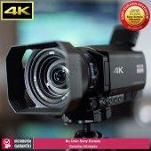 Sony Fdr Ax100 4k Video Kamera