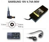 Samsung R520, R522 19v 4.74a 90w Notebook Adaptör...