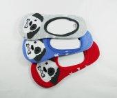 3 Adet Pamuklu Resimli Erkek Çocuk Babet Çorabı