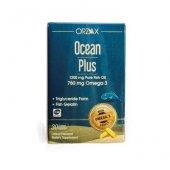Ocean Plus Balık Yağı 1200 Mg 30 Softjel Kapsül