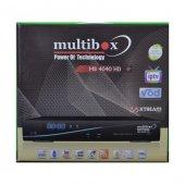 Multibox Mb 4040 Hd Uydu Alıcı 1 Yıl Youcam Hediyeli