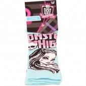 şirin Çorap Monster High 11 12 Yaş Arası Çorap Mavi