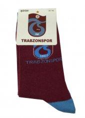 Trabzon Spor Lisanslı Çorap Turkuaz
