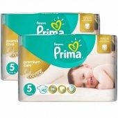Prima Premium Care No 5 Bebek Bezi 2 Li Jumbo Paket 84 Adet