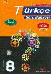 8. Sınıf Teog Türkçe Soru Bankası Soru Bankası Merkezi