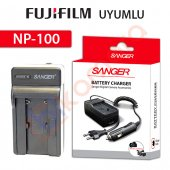 Fujifilm Mx 1700z Şarj Aleti Şarz Cihazı Sanger