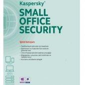 Kaspersky Small Office Security 3yıl 1server + 10kullanıcı + 10 Mobil Cihaz
