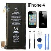 Iphone 4 Batarya Pil (Takma Seti) (Garantili)