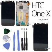 Htc One X Lcd Ekran Ve Dokunmatik Panel