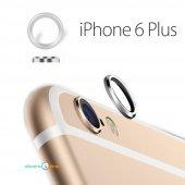 Iphone 6 Plus Kamera Camı (Lensi) Gri