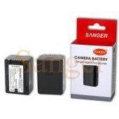 Sanger Panasonic Vbt190 Batarya Pil Pil