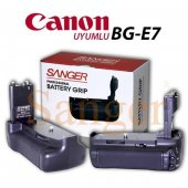 Canon Sanger Bg E7 Battery Grip