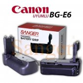 Canon Sanger Bg E6 Battery Grip