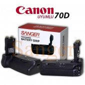 Canon Sanger 70d Battery Grip