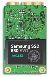Samsung Mz M5e250bw Ssd 850 Evo Msata 250gb 540 520