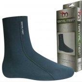 Neopren Termal Mest Çorap Siyah S 38 39