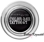 Maybelline Color Tattoo 24h Göz Farı 60 Timeless Black