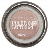 Maybelline Color Tattoo 24h Göz Farı 65 Pink Gold