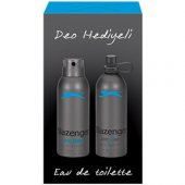 Slazenger Active Sport Mavi Edt 125 Ml +150 Ml Deo Set