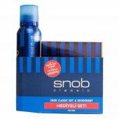Snob Classic Parfüm+deo Karton Slave Set